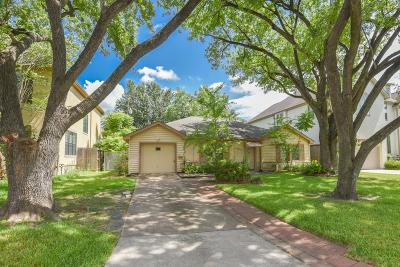 Bellaire Single Family Home For Sale: 5210 Patrick Henry Street