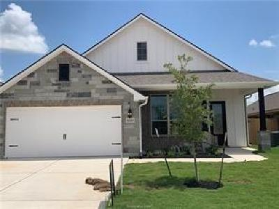 College Station Single Family Home For Sale: 6333 Daytona