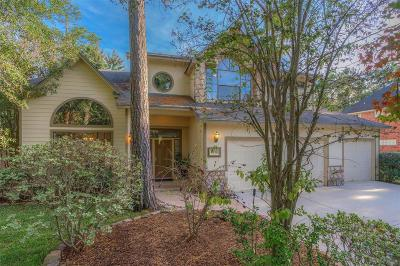 The Woodlands Single Family Home For Sale: 178 S Cochrans Green Circle