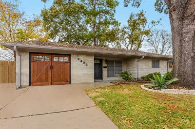 Single Family Home For Sale: 2422 Stonecrest Drive