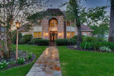 Houston Single Family Home For Sale: 15510 Walkwood Drive