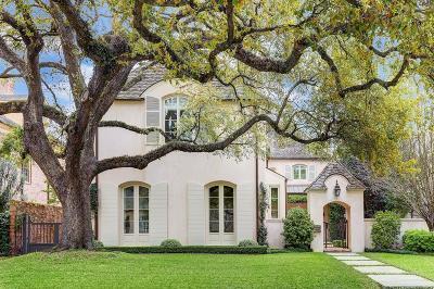Houston Single Family Home For Sale: 3256 Reba Drive