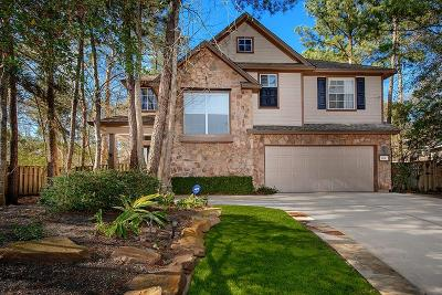 The Woodlands Single Family Home For Sale: 194 Pale Sage