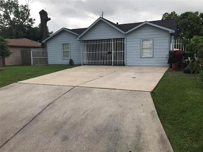 Houston Single Family Home For Sale: 903 Ruell Street