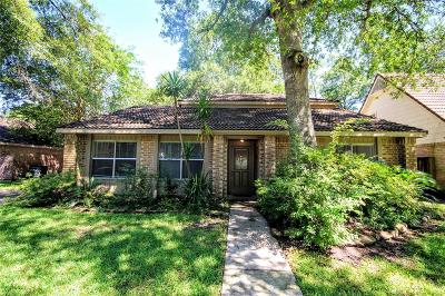 Kingwood Single Family Home For Sale: 3523 Hill Springs Drive