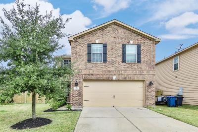 Hockley Single Family Home For Sale: 24554 Eagles Claw Drive