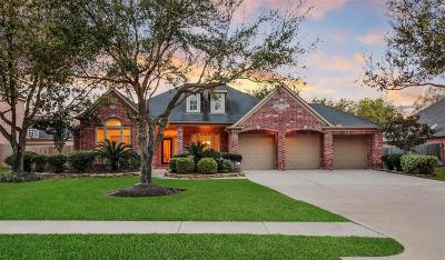 Cypress Single Family Home For Sale: 12807 Wildwood Bend Lane