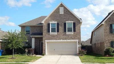 Houston Single Family Home For Sale: 15710 Coz Court