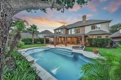 Cinco Ranch Single Family Home For Sale: 4606 Gladesdale Park Lane