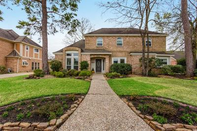 Humble Single Family Home For Sale: 19115 Putting Green Drive