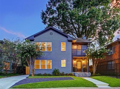 Single Family Home For Sale: 1825 Harold Street