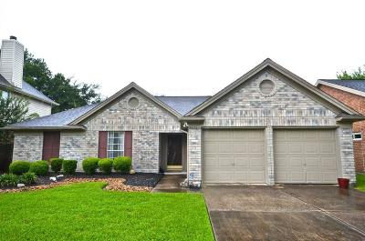 Friendswood Single Family Home For Sale: 16106 Constitution Lane