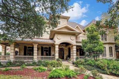 Houston Single Family Home For Sale: 8610 Crescent Gate Lane