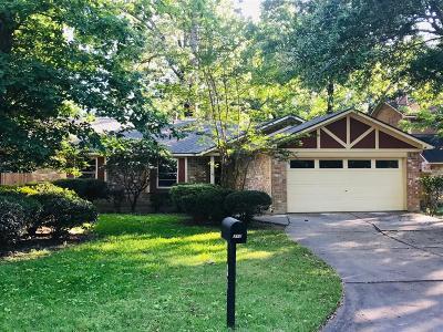 Harris County Rental For Rent: 3110 Timberlark Drive