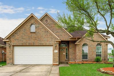 Humble Single Family Home For Sale: 17227 Quiet Grove Lane