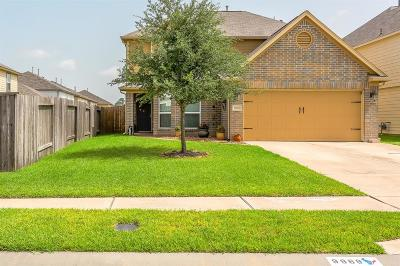 Conroe Single Family Home For Sale: 9969 Hyacinth Way