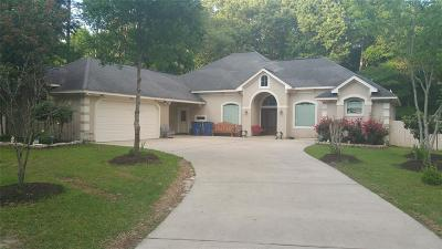 Porter Single Family Home For Sale: 23017 Kama Drive