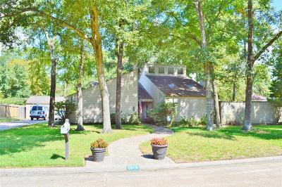 Houston Single Family Home For Sale: 1818 Big Horn Drive