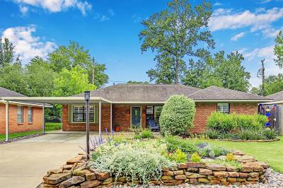 Houston Single Family Home For Sale: 2114 Gardenia Drive