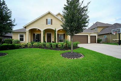 League City Single Family Home For Sale: 2408 Mallorca Pass