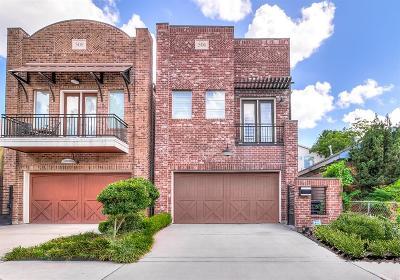 Houston Single Family Home For Sale: 506 W Polk Street