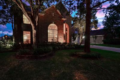 Houston Single Family Home For Sale: 16707 Coyotillo Lane
