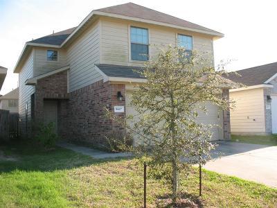 Houston Single Family Home For Sale: 9447 Parsley Path Lane