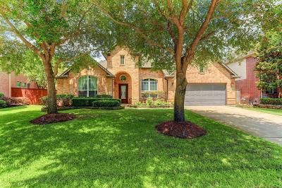 Richmond Single Family Home For Sale: 8202 Crescent Knolls Drive