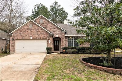 Conroe Single Family Home For Sale: 2 Davis Cottage Court