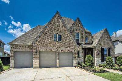 Richmond Single Family Home For Sale: 1207 Malea Daisy