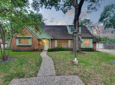 Houston Single Family Home For Sale: 2002 Southwick Street