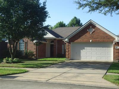Dickinson Single Family Home For Sale: 3104 Colony Drive