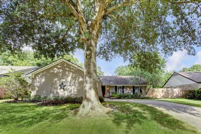 Houston Single Family Home For Sale: 5711 Knobby Knoll Drive