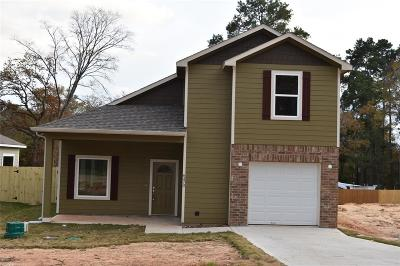 Montgomery Single Family Home For Sale: 6473 Bonanza Drive