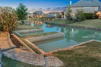 Single Family Home For Sale: 17923 Pecan Bayou Lane