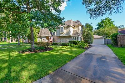 Houston Single Family Home For Sale: 12019 Fawnview Drive