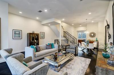 Houston Single Family Home For Sale: 2512 Hazard Street