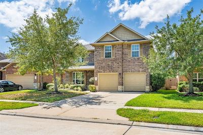 Cinco Ranch Single Family Home For Sale: 9523 Ryans Ranch Lane