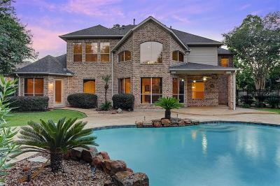 Single Family Home For Sale: 1107 Pine Hurst Court