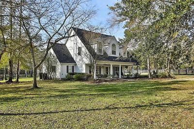 Magnolia Single Family Home For Sale: 37023 Vesta Court