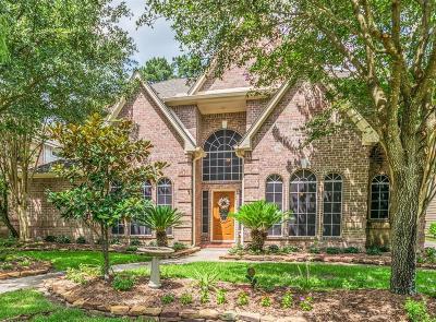 Spring Single Family Home For Sale: 17914 Hampton Oak Drive