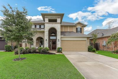 League City Single Family Home For Sale: 2453 Porto Way