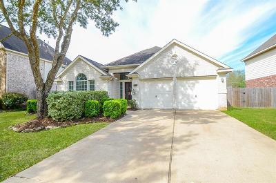 Missouri City Single Family Home For Sale: 3402 Battle Creek Drive