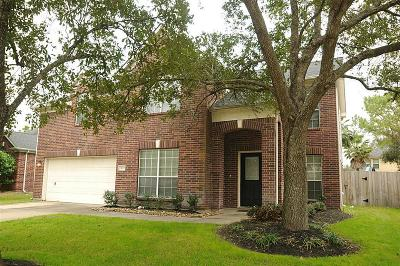 Cinco Ranch Single Family Home For Sale: 1219 Hollow Ash