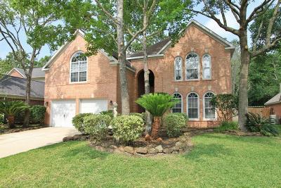 Kingwood Single Family Home For Sale: 5315 Wild Blackberry