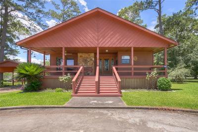 San Jacinto County Single Family Home For Sale: 364 Sam Houston Loop