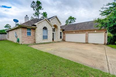 Cypress Single Family Home For Sale: 14410 Rosehill Estates Lane