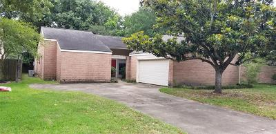 Single Family Home For Sale: 15607 Creekhaven Drive