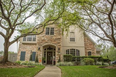 Single Family Home For Sale: 4202 Walnut Pond Drive