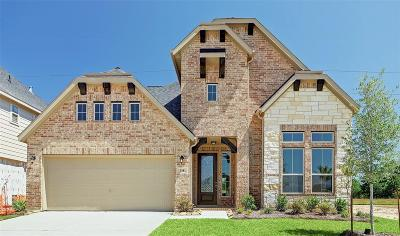 Tomball Single Family Home For Sale: 114 Covington Court